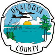 Seal of Okaloosa County, Florida