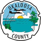 Seal of Okaloosa County, Florida