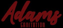Adams Sanitation