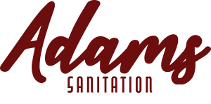 Adams Sanitation Logo